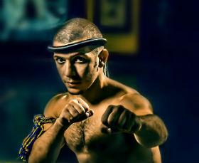 Удары в тайском боксе