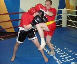 тайский бокс против бокса